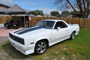 Chevrolet : El Camino Cruiser Custom SS Tribute