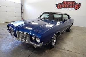 Oldsmobile : Cutlass RunsDrives Great Interior New BodyGood NiceClassic