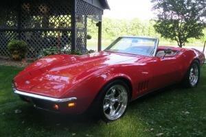 Chevrolet : Corvette Split