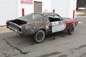 Ford : Mustang FASTBACK