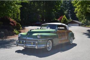 Chrysler : Town & Country deluxe