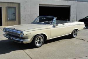 Dodge : Other Polara Convertible