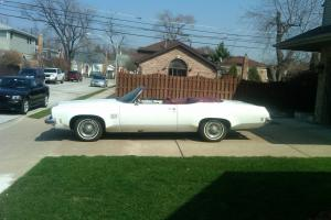 Oldsmobile : Other Royale Convertible 2-Door
