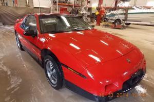Pontiac : Fiero SE