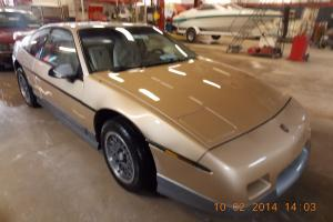 Pontiac : Fiero GT Photo