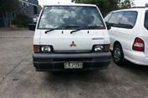 Mitsubishi Express 1992 VAN 5 SP Manual in Campbellfield, VIC