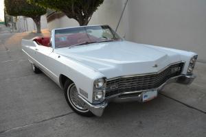 Cadillac : DeVille 2 doors