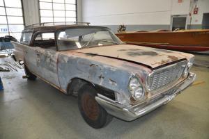 Chrysler : Newport Wagon