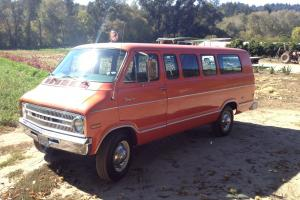 Dodge : Other b300 tradesman van