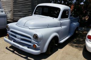 Dodge : Other Pickups Base