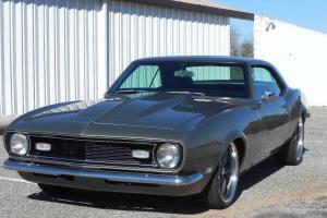 Chevrolet : Camaro BLACK