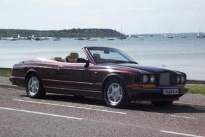 1997 Bentley Azure Photo