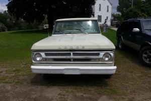 Dodge : Other Pickups Regular Cab Long Bed