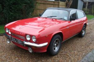 1969 Reliant Scimitar 3.0 GTE 2dr TAX EXEMPT MANUAL WITH O/D only 71k long mot