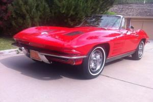 Chevrolet : Corvette Stingray