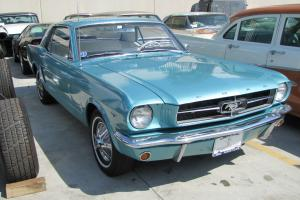 1964 1 2 Ford Mustang Coupe 260 V8