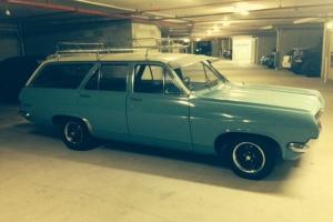 Holden Special 1966 4D Wagon 3 SP Manual 2 9L Carb