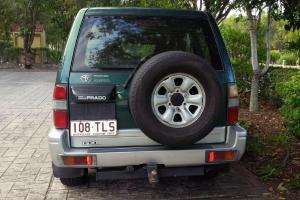 Toyota Landcruiser Pardo Auto 1997