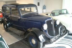 1934 chrysler 3.3 (Plymouth) PE Wimbledon ULTRA RARE RHD