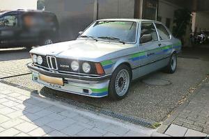 BMW 323i E21 B6 2.8 Oldtimer LHD Left-hand Drive