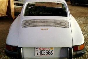 Porsche : 911 911T