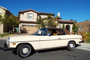 Mercedes-Benz : 200-Series 280C SPORTS COUPE Photo