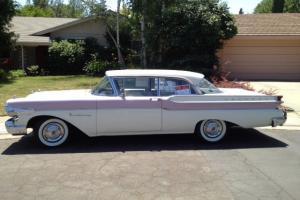 Mercury : Monterey 2- door