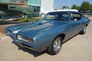 Pontiac : GTO Hardtop Coupe