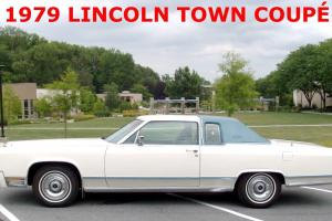 Lincoln : Other Town Coupé