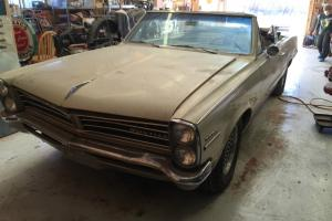 Pontiac : Tempest convertible Photo