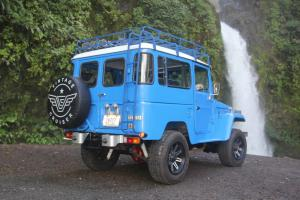 Toyota : Land Cruiser BJ40