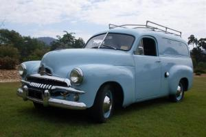 Rare FJ Holden Windowless Panelvan NO Rust Third Owner Vehicle IN VGC in Munruben, QLD Photo