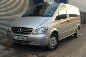 Mercedes-Benz Vito LONDON TAXI 2011 (61) Photo