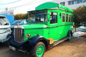 ASQUITH MASCOT * VINTAGE WEDDING BUS * 9 SEATER * DRY IMPORT *
