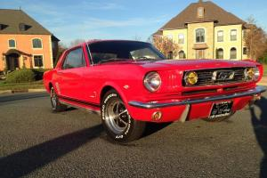 Ford : Mustang 1966 mustang gt clone