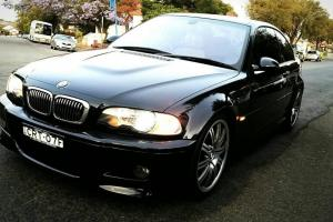 BMW M3 2002 2D Coupe 6 SP Sequential Manual 3 2L Multi Point F INJ 5 Seats