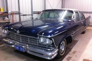 1957 Chrysler Imperial Sedan With 392 Hemi
