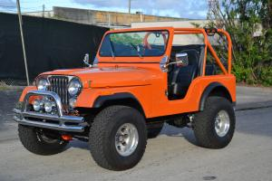Jeep : CJ CJ5