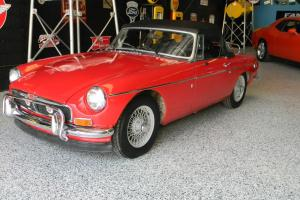 1974 MGB Roadster in Oxenford, QLD