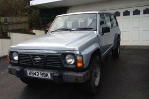 Nissan Patrol 4.2 LWB DX Diesel 4X4 7 Seater Perfect for Export Photo
