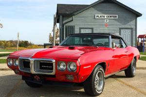 Pontiac : Firebird 400 Photo