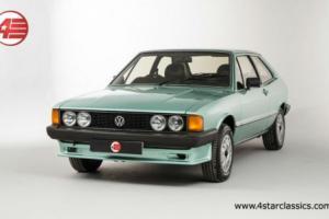 FOR SALE: Volkswagen Scirocco Storm Mk I