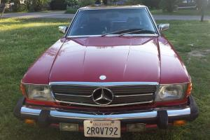 Mercedes-Benz : SL-Class Stock