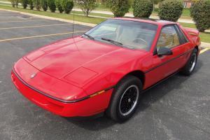 Pontiac : Fiero Formula RPO W66 & WS6