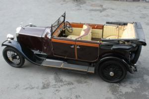 1924 Rolls-Royce 20hp Barker Cabriolet GA71 Photo