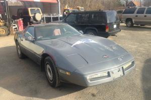 Chevrolet : Corvette T TOP