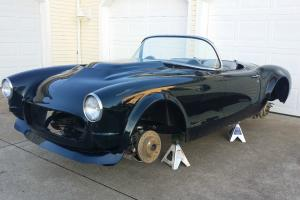 Chevrolet : Corvette 2 dr