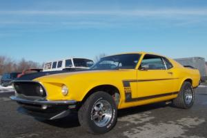 Ford : Mustang BOSS