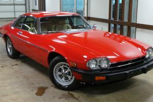 Jaguar : XJS XJS Coupe