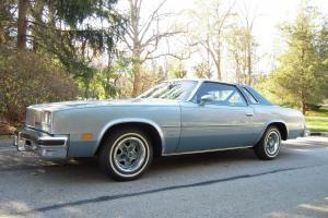 Oldsmobile : Cutlass 2 door